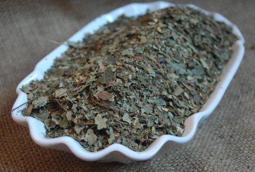 Naturix24 – Weißdorntee, Weißdornblätter mit Blüte geschnitten – 1 Kg Beutel
