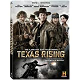 Texas Rising [DVD + Digital]