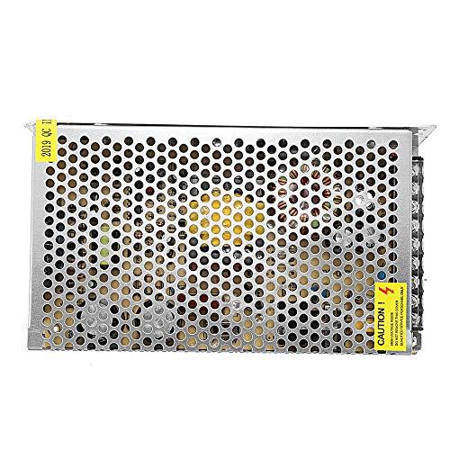 Módulo electrónico Fuente de alimentación de conmutación sin ventilador 200 * 110 * 50mm AC110V / 220V a DC24V 10A 250W Equipo electrónico de alta precisión