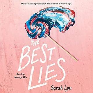 The Best Lies audiobook cover art