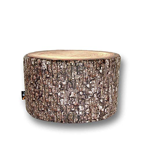 Baumstumpf Sitzhocker Forest Mini