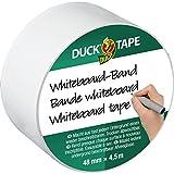 DUCK 105-01 Klebeband Whiteboard – Beschreibbares Klebeband zum Ordnen