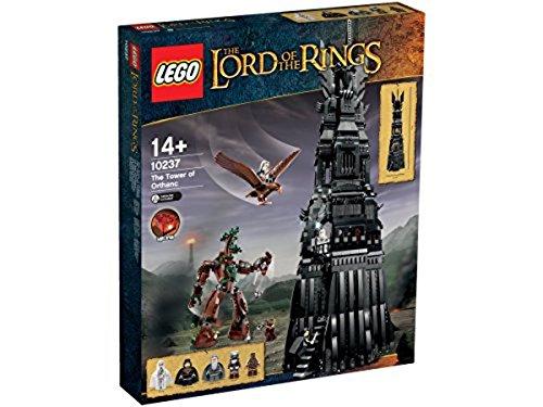 LEGO Herr der Ringe 10237 - Der Turm von Orthanc