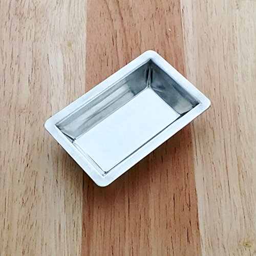 日本製ブリキ単品型(フィナンシェ深型(シャンテーヌ型)6個セット)