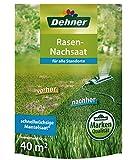 Dehner Rasen-Nachsaat, 0.55 kg, für ca. 40 qm