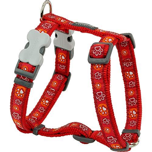 Red Dingo Style Petral für Hunde
