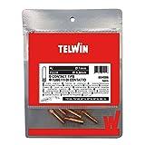 TELWIN 804086 Tubitos de contacto para antorcha mig-mag