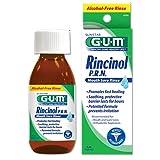 GUM Rincinol P.R.N. Alcohol-Free Mouth
