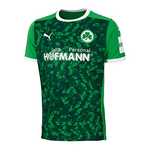 PUMA Greuther Fürth Trikot Away 2020/2021 Kids F01