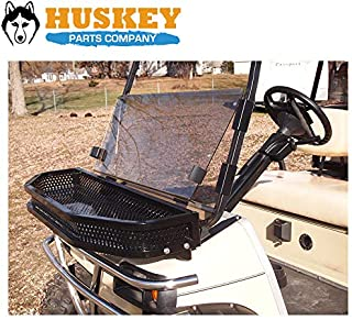 Front Clay Basket for Club Car DS Golf Cart Utility Cargo Storage Basket