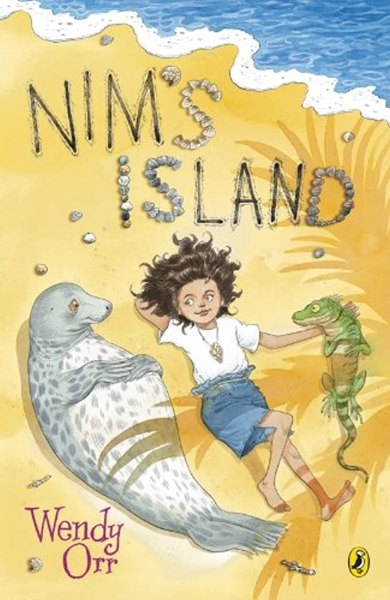 はしご女の子影響Nim's Island (English Edition)