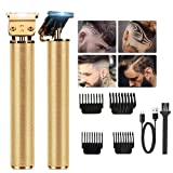 Professional Hair Trimmer, Zero Gapped T-Blade Close...