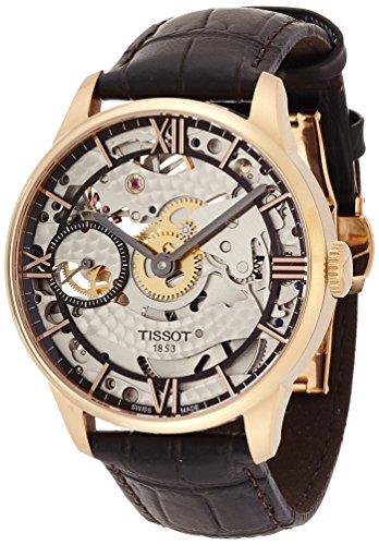 Tissot Chemin Des Tourelles Squelette Automatic Male Watch...