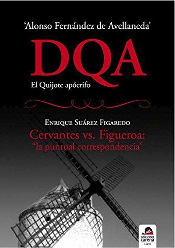 dQA El Quijote Apócrifo (ensayo) (Spanish Edition)