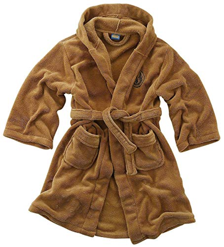 Groovy UK Star Wars Morgenmantel/Bademantel für Kinder - Jedi (4-6 Jahre)