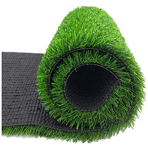 Gazon artificiel, tapis de pelouse haute densité for pelouse de jardin d'une hauteur de 20 mm, fausse pelouse, pelouse synthétique d'extérieur, adaptée à la moquette de balcon de jardin Choisissez par
