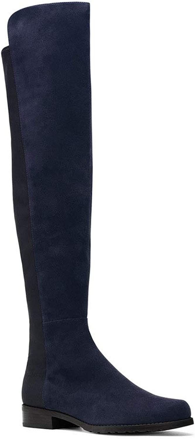 Women's Flat Knee Boots Large Size Long Knee Boots
