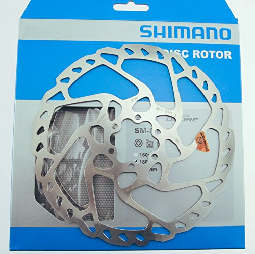 SHIMANO SM-RT66 SLX 6-Bolt Disc Brake Rotor (160-mm)