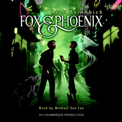 Fox and Phoenix audiobook cover art