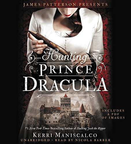 Couverture de Hunting Prince Dracula (Booktrack Edition)