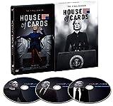 ハウス・オブ・カード 野望の階段 ファイナルシーズン DVD Complete Pa...[DVD]