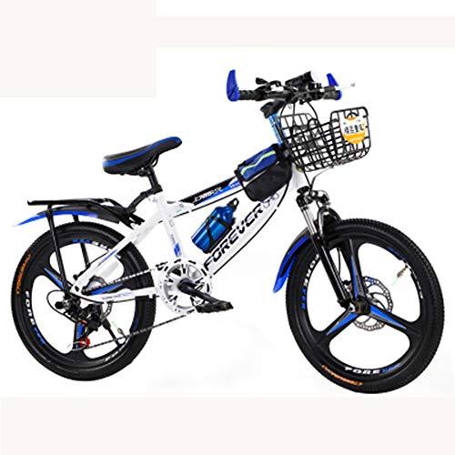 ZXMDP Bicicleta de montaña de 18-20 Pulgadas, Bicicleta de montaña, Caja de...