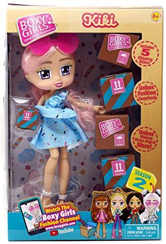 Boxy Girls Series 2 Doll, Kiki