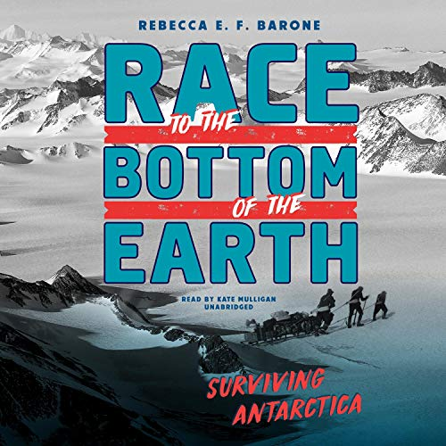 Race to the Bottom of the Earth cover art