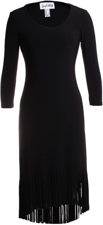 Joseph Ribkoff Carwash Dress in Black