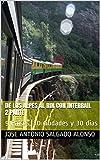 De los Alpes al Rin con Interrail 2 parte: 9 Paises, 30 ciudades y 30 dias