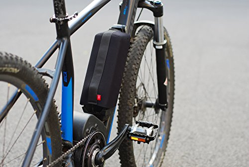 FAHRER Akkudeckel für Bosch eBike Systeme, Power Pack 300 & 400, Classic+, Rahmenbatterie