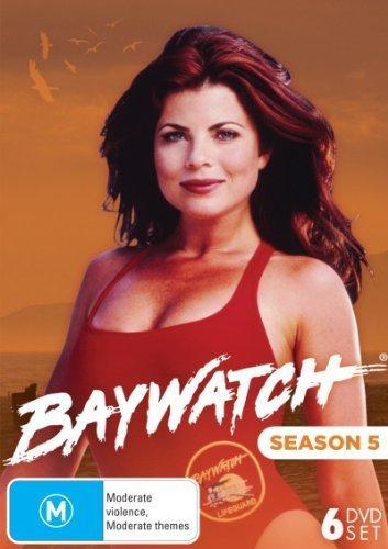 Baywatch Season 5 by David Hasselhoff