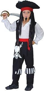 Wicked Costumes Capitán Blackheart Vestuario