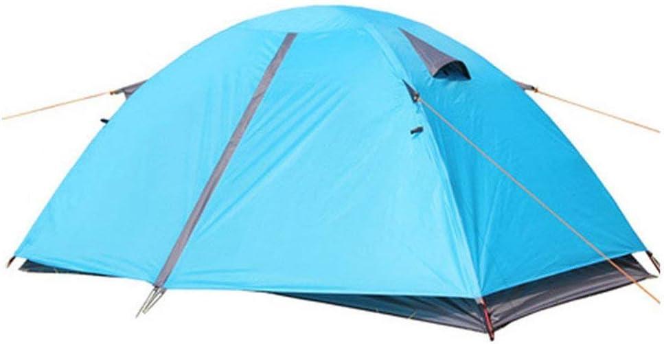 Regular discount GUONING-L Camping 2 Popular product Person Tent Pro 4 Rain Season Double