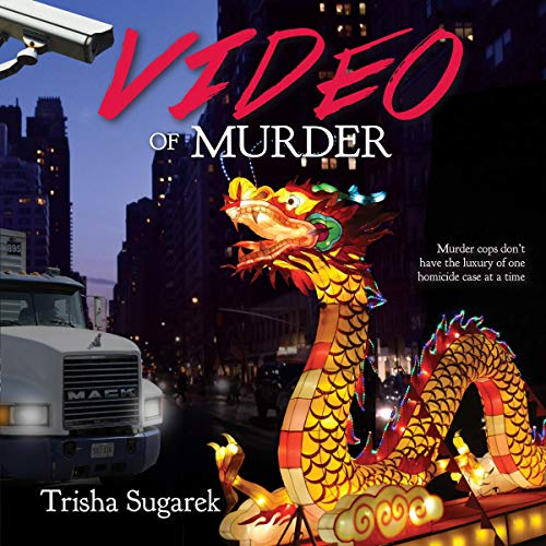 Video of Murder audiobook cover art