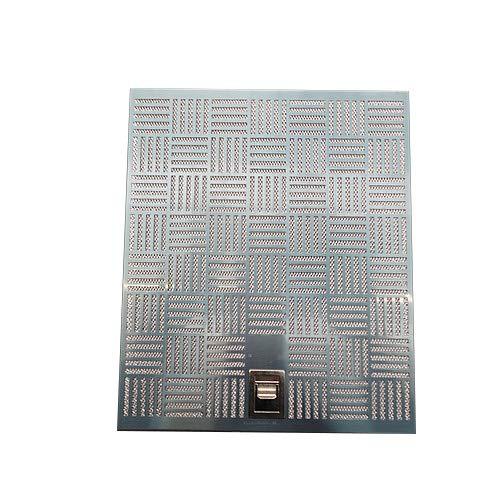 FRANKE 133.0251.410 Filterkassette X 253x300 (S/LING) für Dunstabzugshauben/Ersatzteil/Fettfilter/Metallfilter