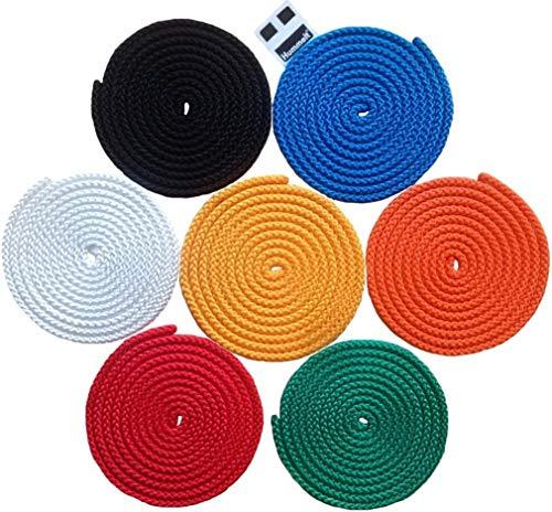 Hummelt Universalseil Spielseil 7er-Set 8mm - 2,5m pro Seil