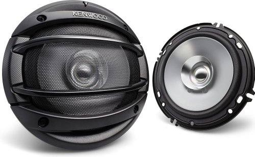 Learn More About Kenwood KFC-1654S 6.5-Inch Full-Range Speakers (Pair)