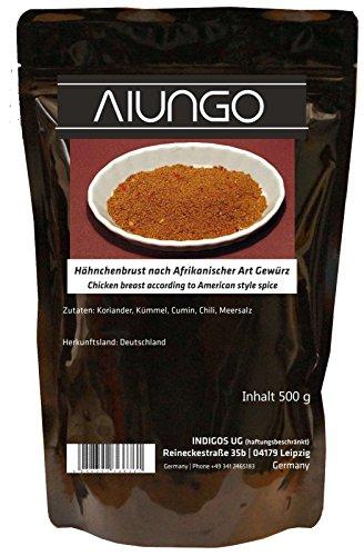 Viungo® Goldline - Hähnchenbrust nach Afrikanischer Art Gewürz - 500g