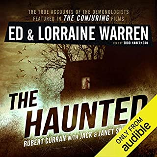 The Haunted: One Family's Nightmare audiobook cover art