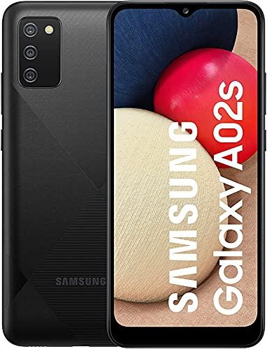 Samsung Smartphone Galaxy A02s 4G 6.5 Pollici, 3GB RAM 32GB (Ricondizionato)