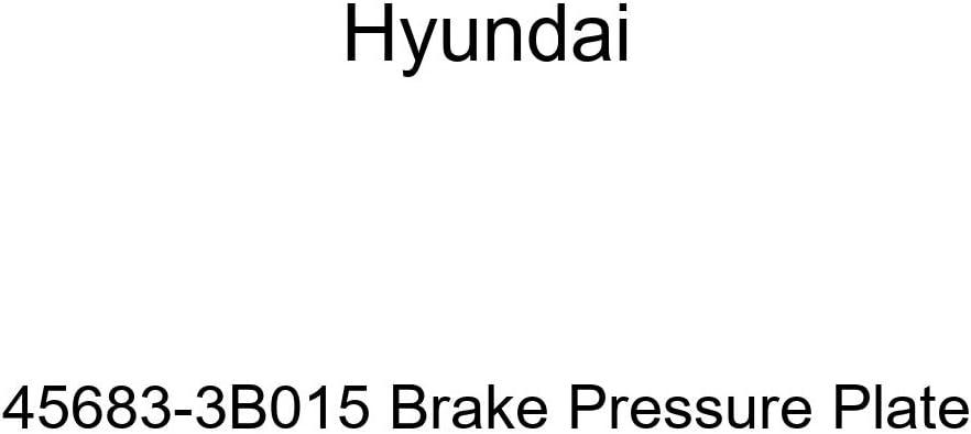 Genuine Max 57% OFF Hyundai 45683-3B015 Many popular brands Pressure Brake Plate