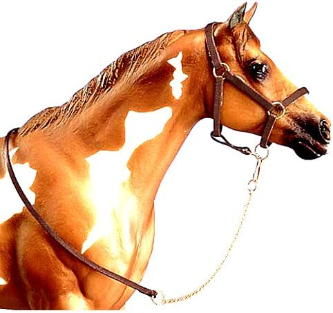 Breyer Traditional Halter with Long Beach Mall Toy Lead Great interest Horse Accessory