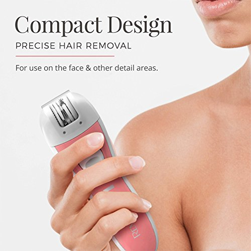 Remington Smooth & Silky Facial Epilator
