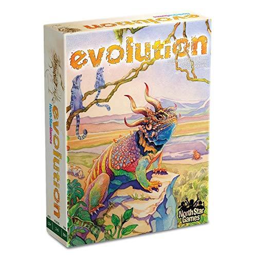 North Star Games - EVO Evolution Spiel, Mehrfarbig