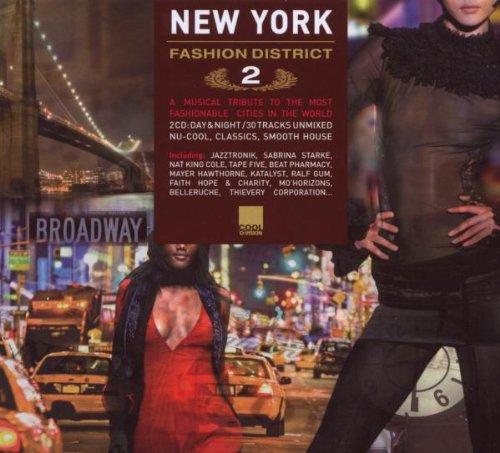 Vol. 2-New York Fashion District