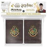 USAopoly- Harry Potter Hogwarts Battle Card Sleeves (160 Unidades) (SL010-400-002000-50)