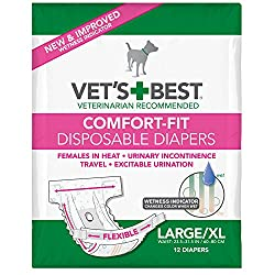 Vets Best Female Dog Diapers