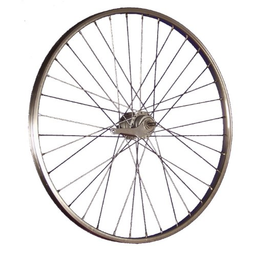 Taylor-Wheels 26 Zoll Hinterrad Alufelge/Nexus Inter-3 RBN Rücktritt - Silber
