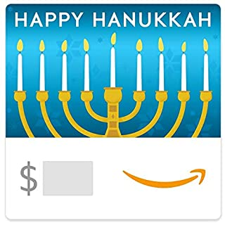 Amazon eGift Card - Hanukkah Menorah (B07K24CNZS) | Amazon price tracker / tracking, Amazon price history charts, Amazon price watches, Amazon price drop alerts